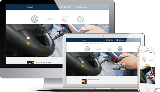 Website Autowally