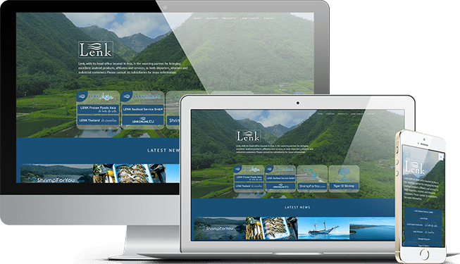 Website Lenk Group